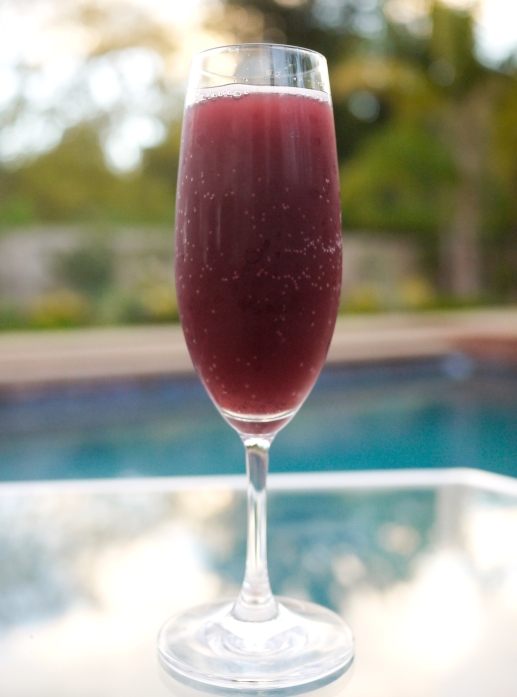 Cranberry Sparkling Cider