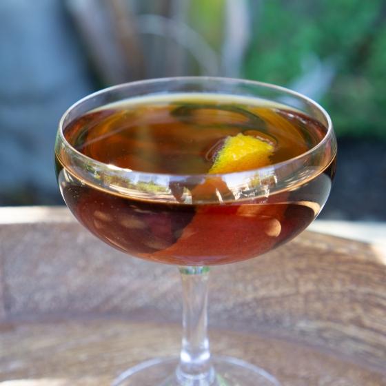 Palmetto cocktail