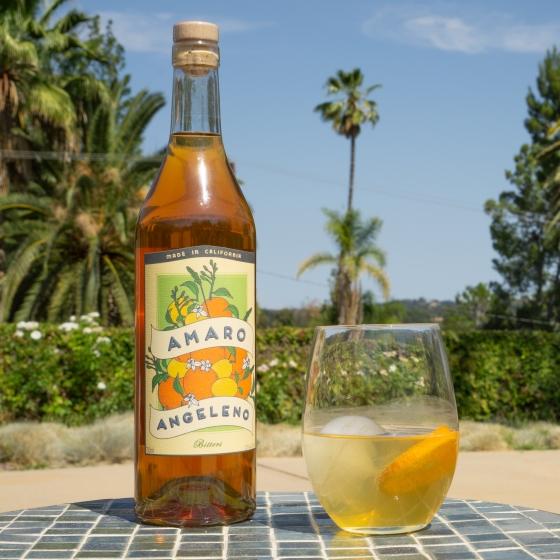 Angeleno Spritzer cocktail